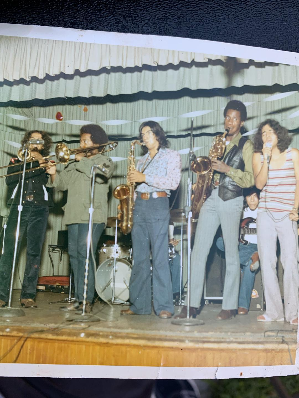 1971 - Wedding